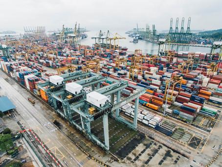 Perkembangan Dunia Logistik 2019
