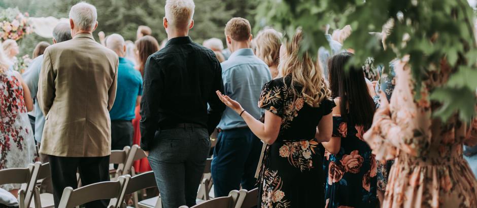 Unplugged wedding : et si on se déconnectait ?
