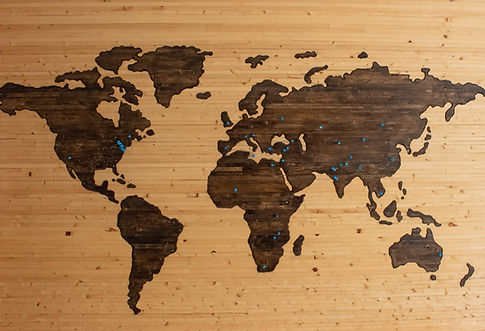world map Image by Brett Zeck