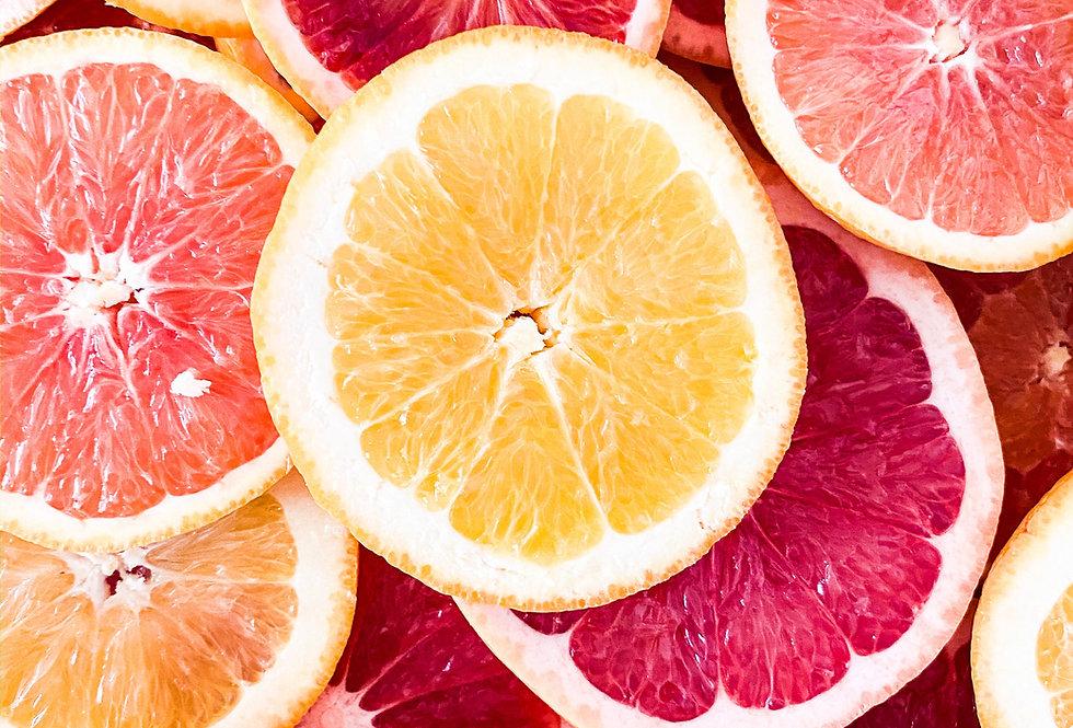 Tangerine & Grapefruit