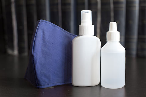 PPE products custom label hand sanitizer hand sanitizer gel