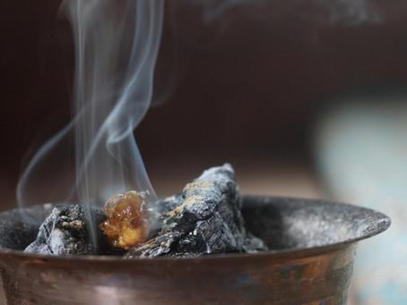 Cernunnos Incense Recipes