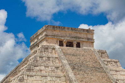 Chichen Itza, Yucatán, México by Ferdinand