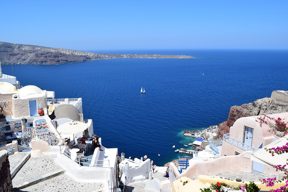 one of thousands of the greek islands throughout the Aegean and Lonian seas