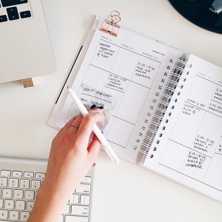 Como conciliar um blog com um trabalho a tempo inteiro