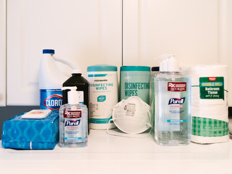 These Cleaners Kill Coronavirus: Lysol, Clorox, Purell Products Make EPA's Disinfectants List