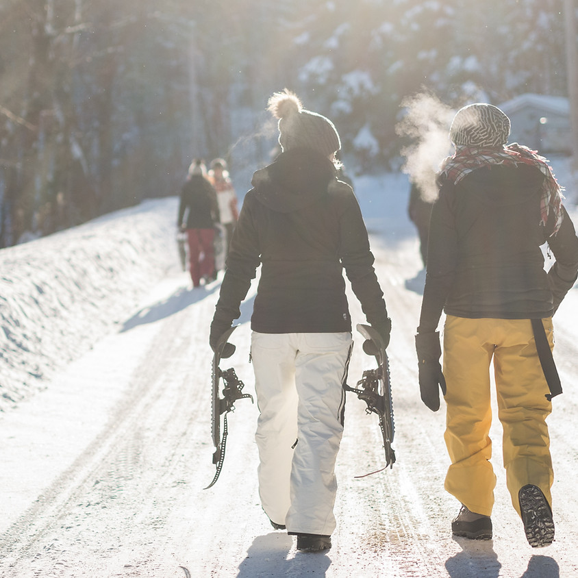 SNOWSHOE BOOTCAMPS - Old Ottawa South