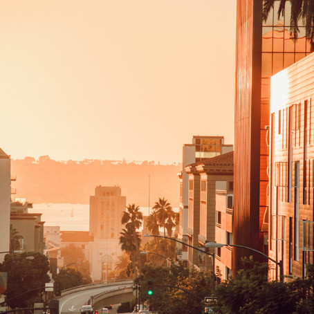 Fiche Ville San Diego 🌴