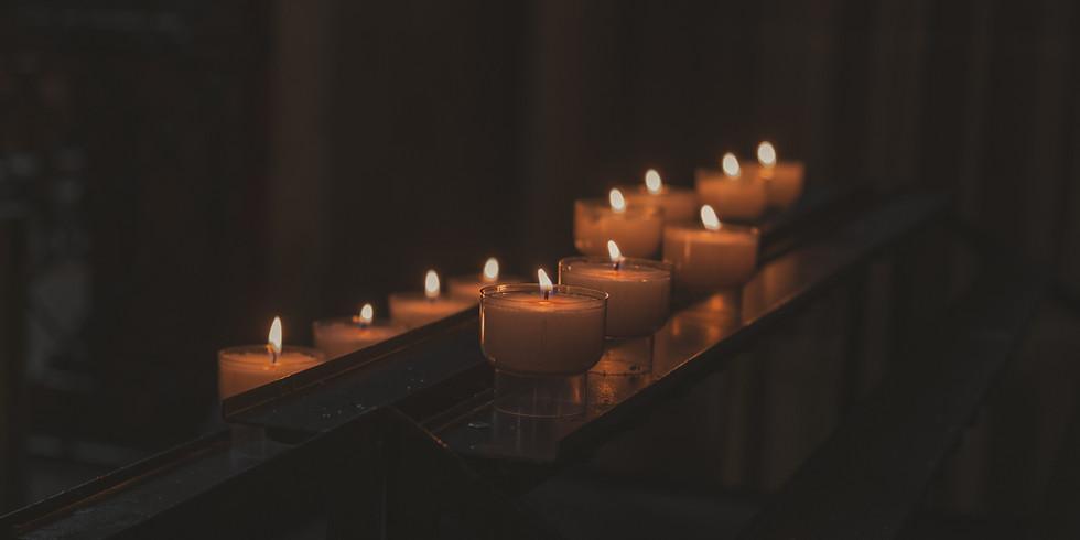 New Moon Candlelight Restorative Yoga