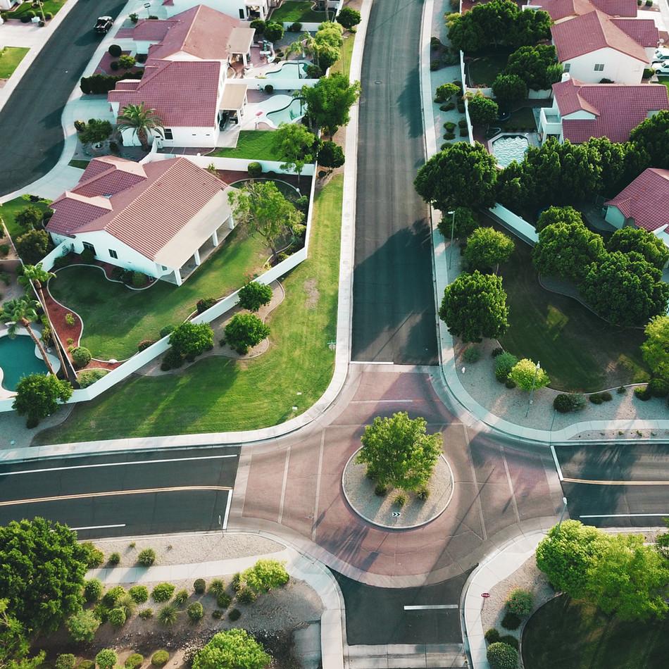 Garden Village Design