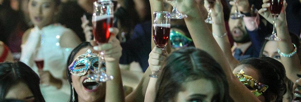 Cena - ingresso in discoteca con tavolo incluso - capodanno a  Firenze
