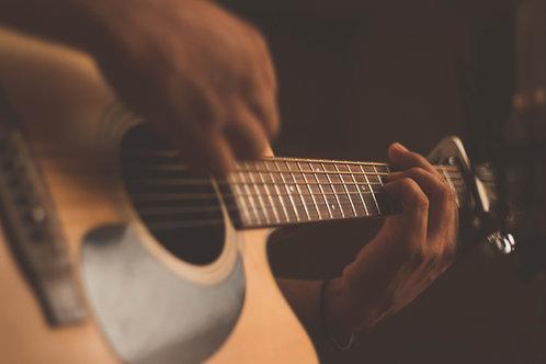 Again - Improvised Guitar