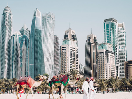 5 Reasons Why Dubai Should Be On Your Bucket List