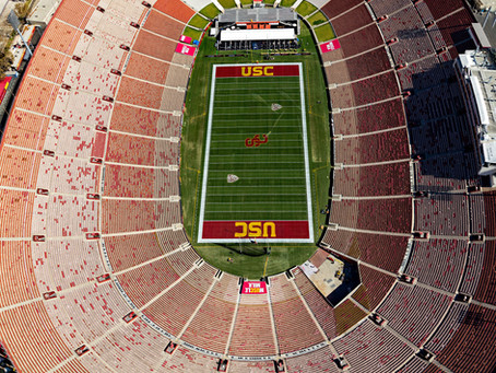 USC fires Clay Helton