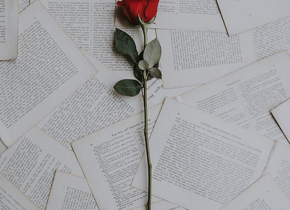 Valentines special Gift Voucher $135
