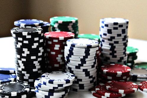 RFID Custom Poker or Casino Chips
