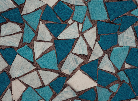 Volunteer Opportunity - Grouting Mosaics