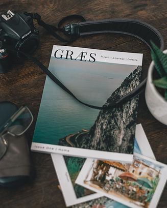 Image by GRÆS Magazine