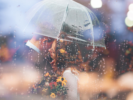 Rain? On your Wedding Day?