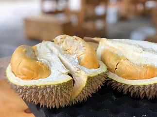 My Blue Tea special durian superfoods powder