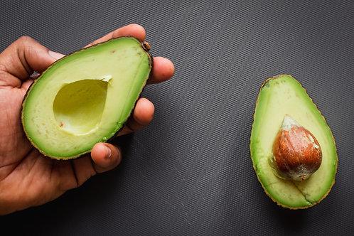 Organic Avocado Has