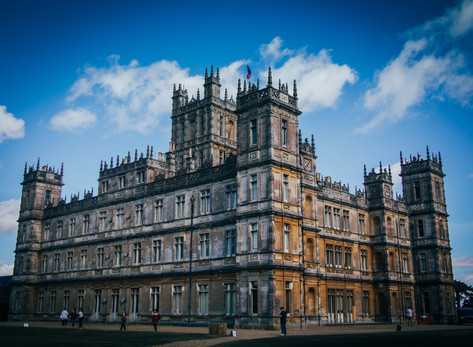 Vintage England - in the Footsteps of Downton Abbey by Anna Fishman