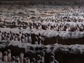 The Terracotta Warriors: Museum Review