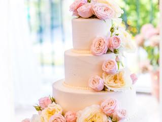 What size wedding cake do I need?