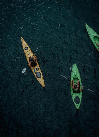 Escursioni in Kayak Sicilia