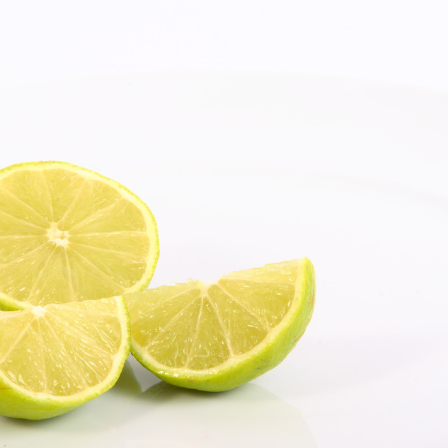 A ZEST OF LIME
