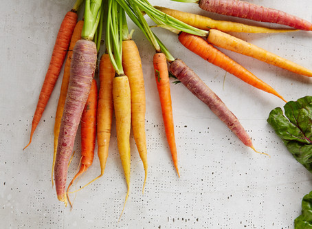 Veggie of the Week: Carrots