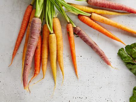 Veggie of the Week: Carrots