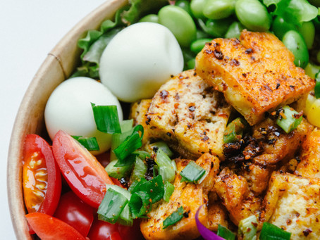 4 High Protein Foods to Add to Your Diet
