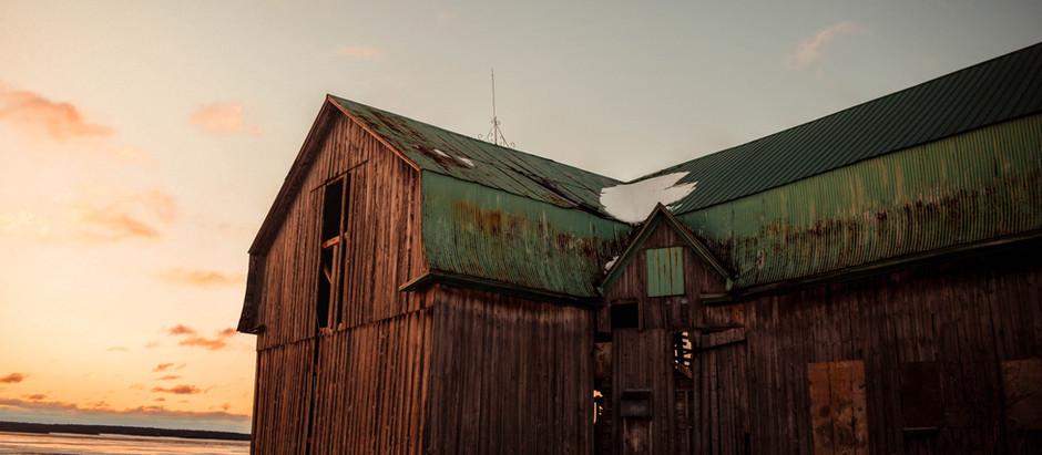 Acheter et transformer une ancienne ferme