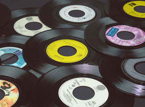 National Vinyl Record Day - August 12