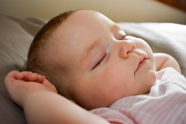 ostéopathe sommeil bébé