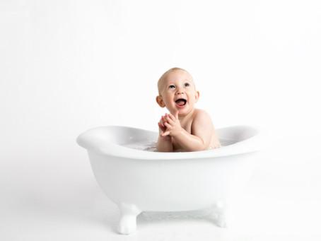 Bébé zéro déchet - 3 astuces et une recette de liniment