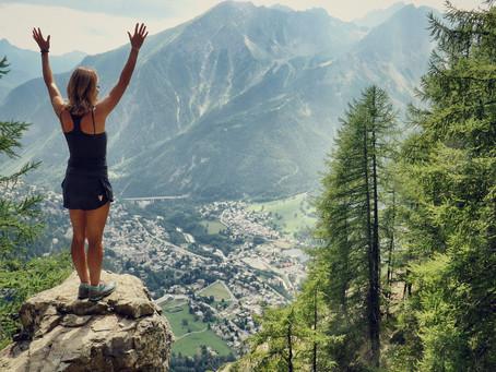 Mountain Pose & Calm