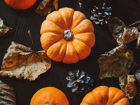 Pumpkin Spice Fall Trends