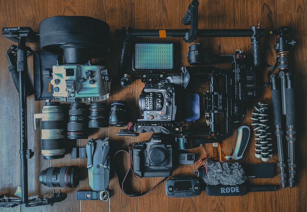 photography gear and The importance of image optimization