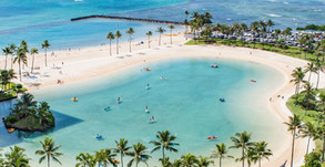 A Hawaiian Vacation For Your Spring Break Without Leaving Home!