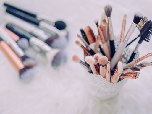 What is lurking in your make up brushes