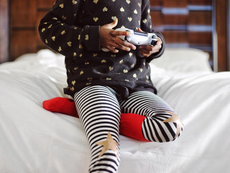 Should five year olds play video games?