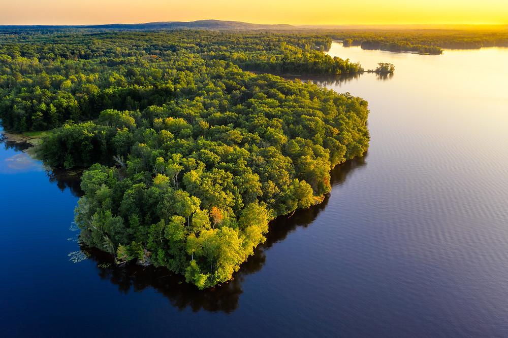 Crivitz, Wisconsin by Dave Hoefler