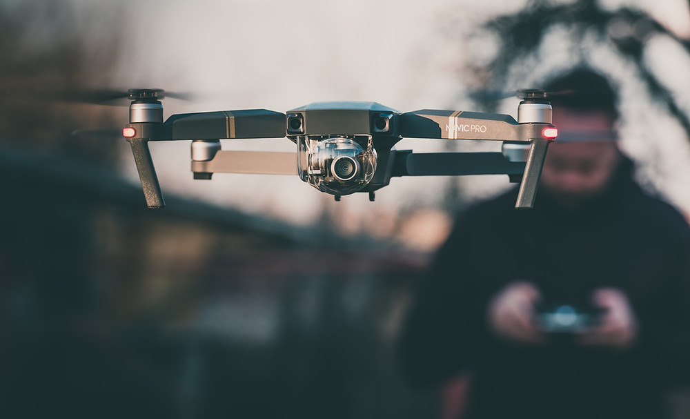A typical UAV. Photo by Diana Măceşanu on Unsplash.