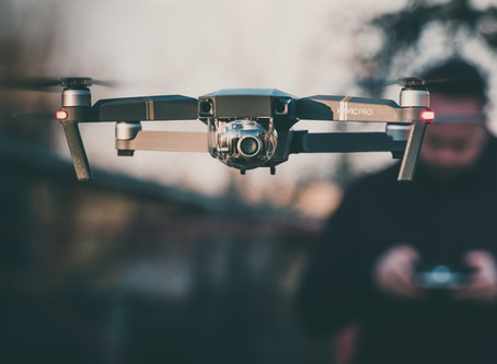 TOP TIPS FOR GETTING CREATIVE WITH DRONE PHOTOGRAPHY