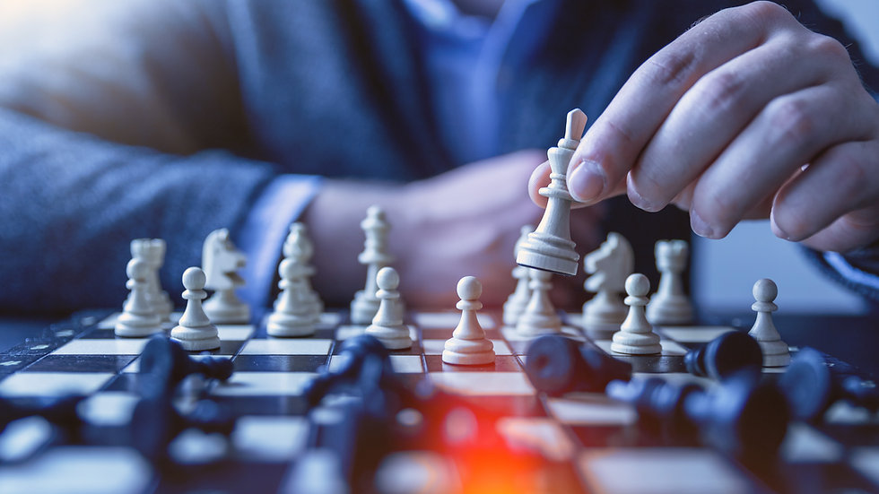Аналитическая пр. - Разработка стратегии для компании