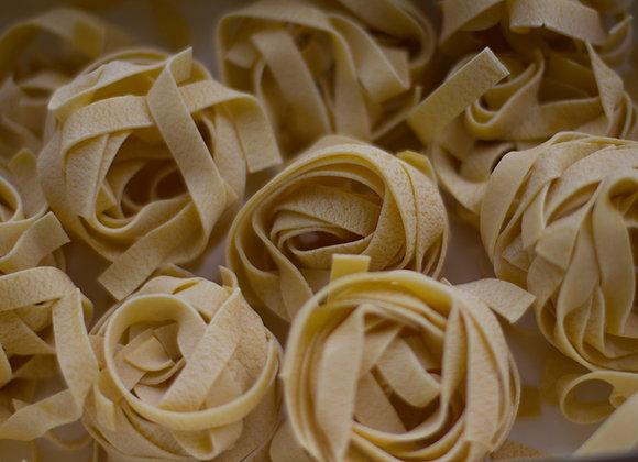 Mac-n-cheese take and bake with bella mushrooms