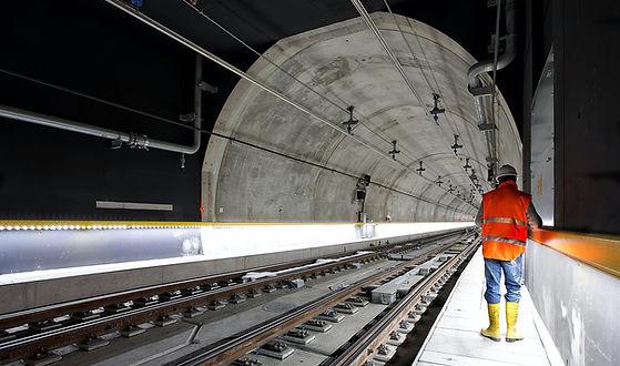 Tünel İnşaatı ve Mühendis