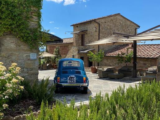 Un caloroso benvenuto ai nuovi 4 Soci di Life in Chianti !